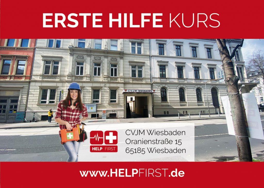 Erste Hilfe Kurse in Wiesbaden